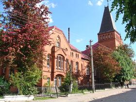 Verden (Aller) - Bagrationowsk: Deutsch-Russisches Forum e V